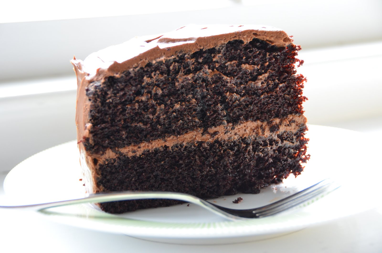 Mocha Chocolate Cake Allrecipes