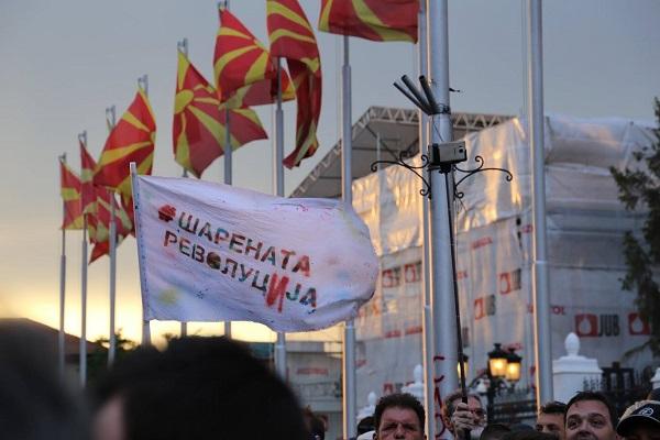 """Заев: """"Шарената револуција"""" предизвика огромни промени во македонската политичка и општествена реалност"""