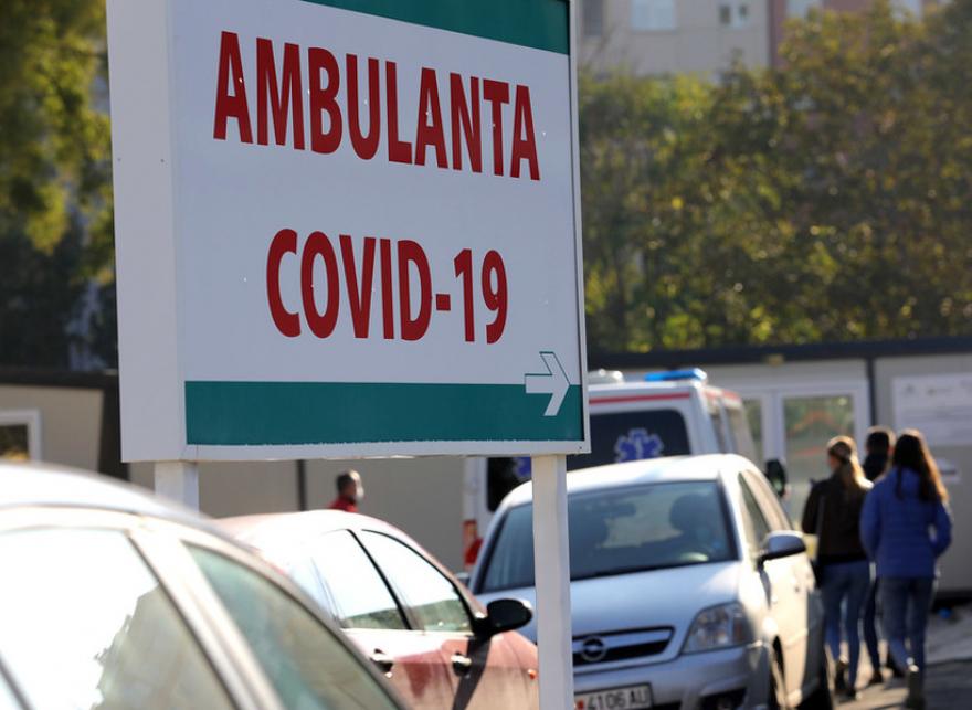 49 нови пациенти во Скопје, во главниот град се лечат 726 пациенти