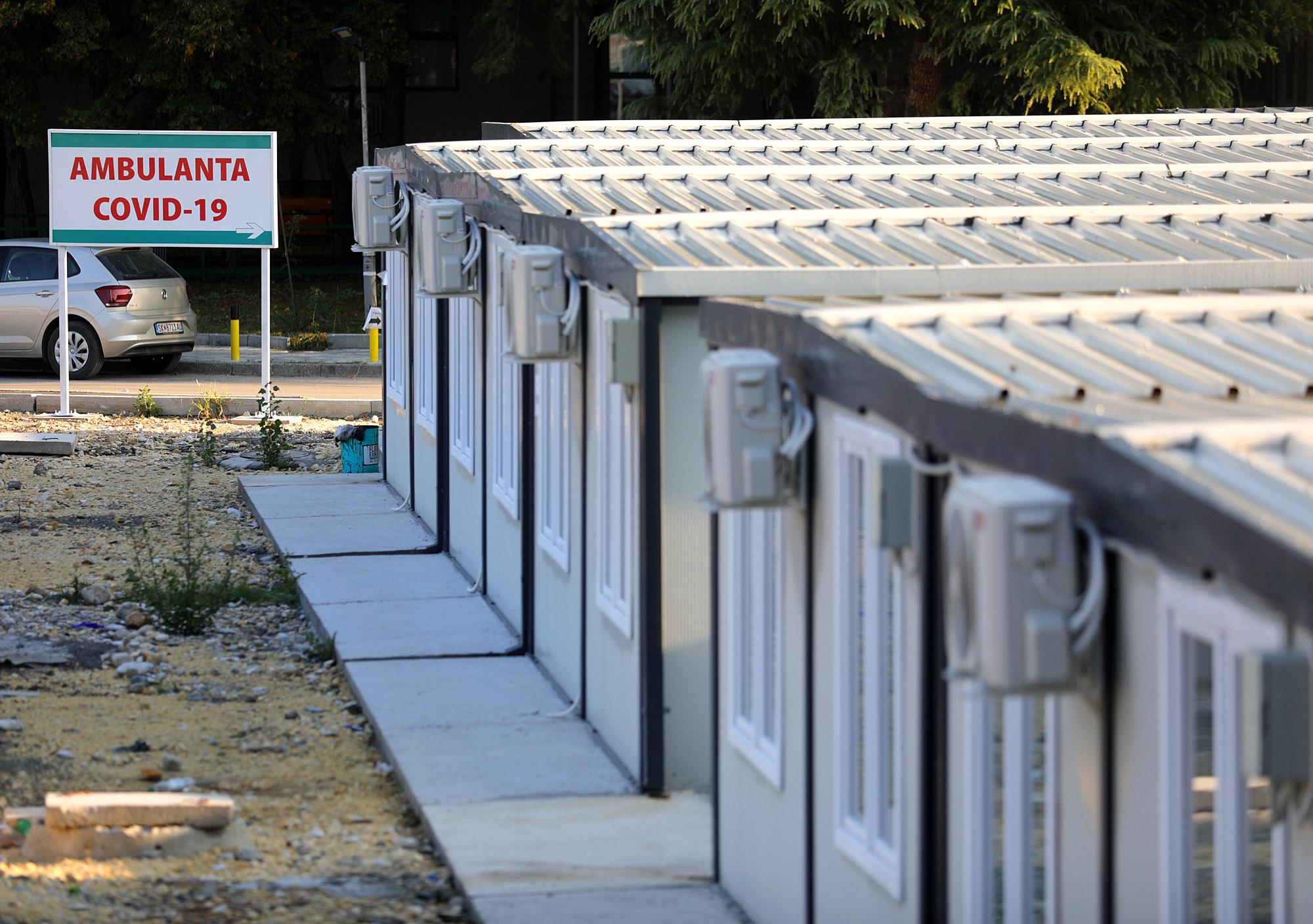 1.009 ковид-пациенти се лекуваат во болниците низ Македонија