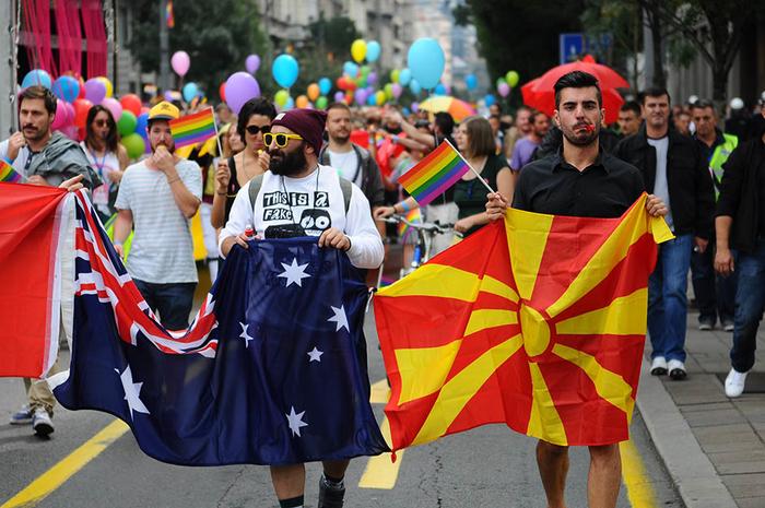 Утре Парада на гордоста во Скопје