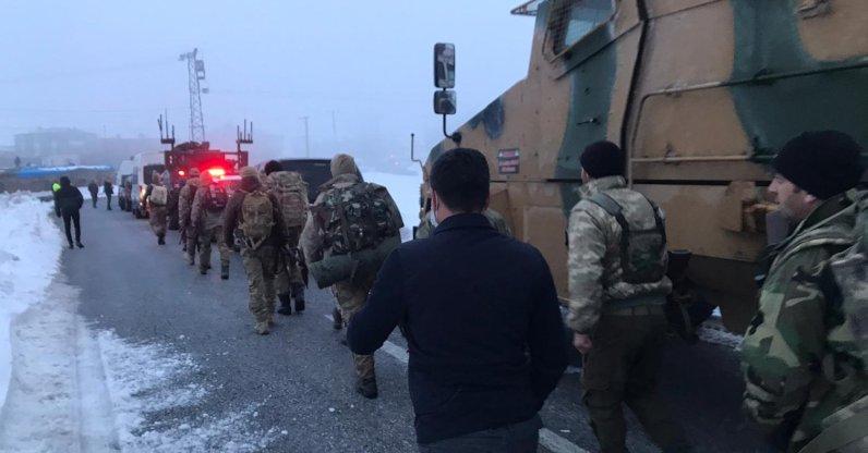 Се урнал воен хеликоптер во Турција, има и загинати