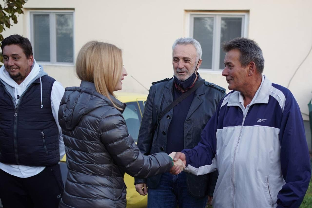 Арсовска: Ако се работи за граѓаните со јасен план Скопје ќе биде поубаво место за живеење