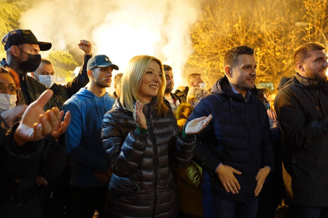 Арсовска: Доаѓа големата победа на 31 октомври