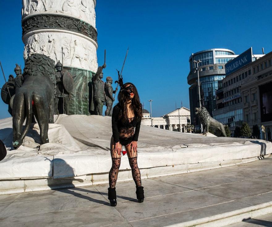 Skopje vo seksi masaza Erotska masaza
